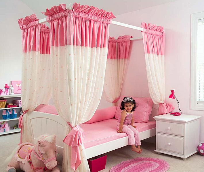 Best Choice Products Kids Princess Mosquito Bed Netting